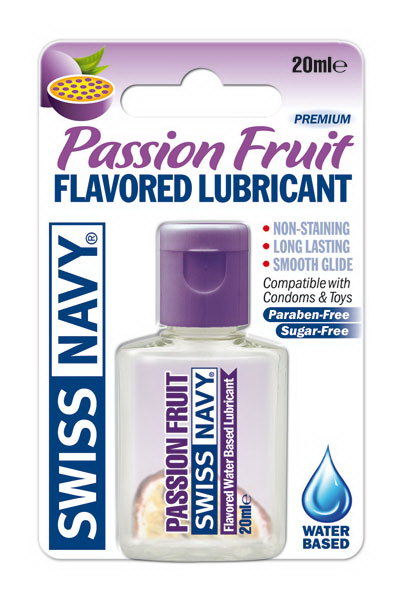 SWISS NAVY PASSION FRUIT 20ML