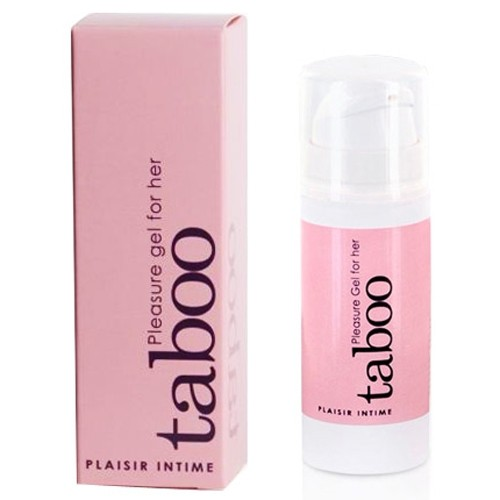 Gel d'excitation clitoris TABOO 30 ML