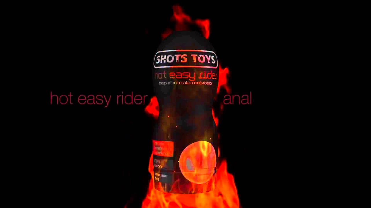 shots toys hot easy rider
