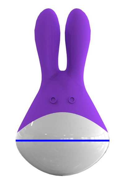SWEET TOTORO MASSAGER LILAC